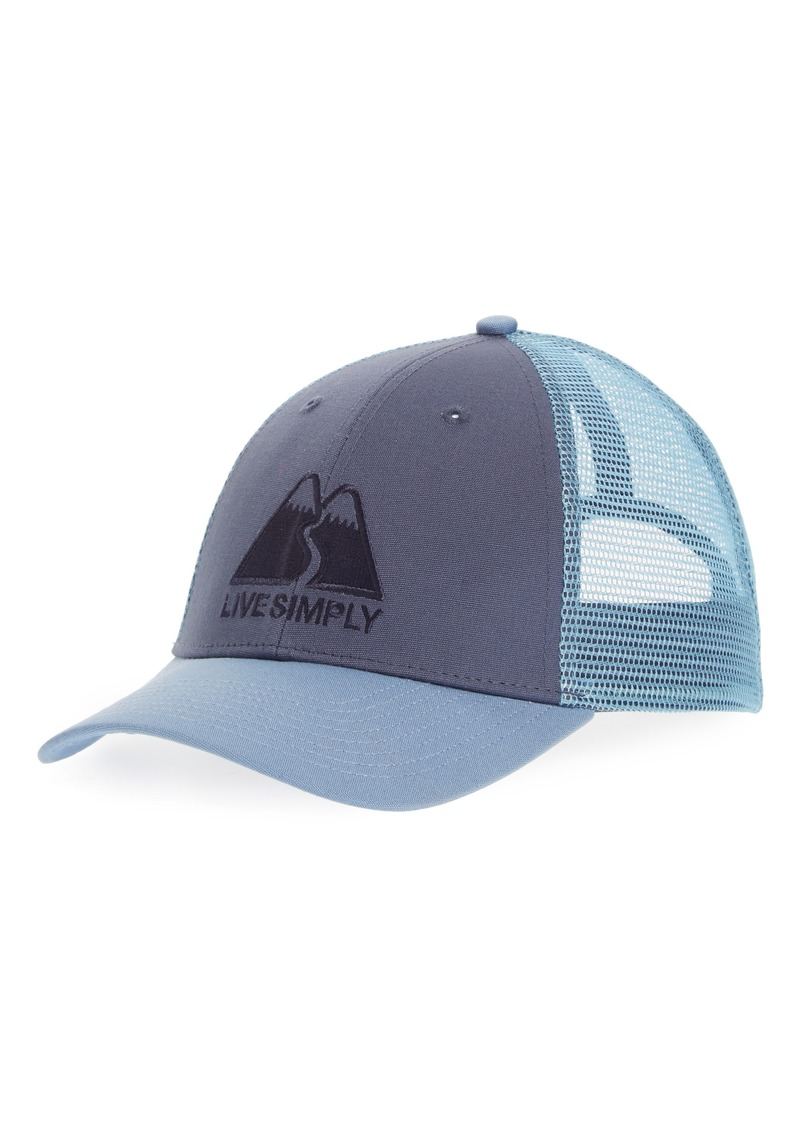 3d258a59 Patagonia Patagonia Live Simply Trucker Hat | Misc Accessories