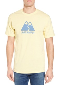 Patagonia Live Simply® Winding Graphic Responsibili-Tee T-Shirt