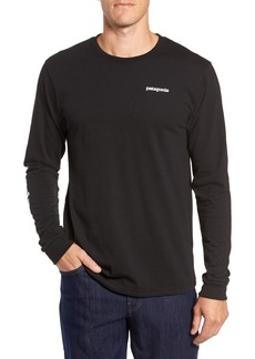 Patagonia Long Sleeve Logo T-Shirt
