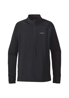 Patagonia Men's All Weather Zip Neck Top