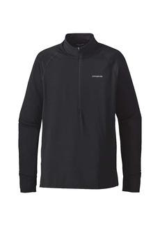Patagonia Men's All Weather Zip Neck Top
