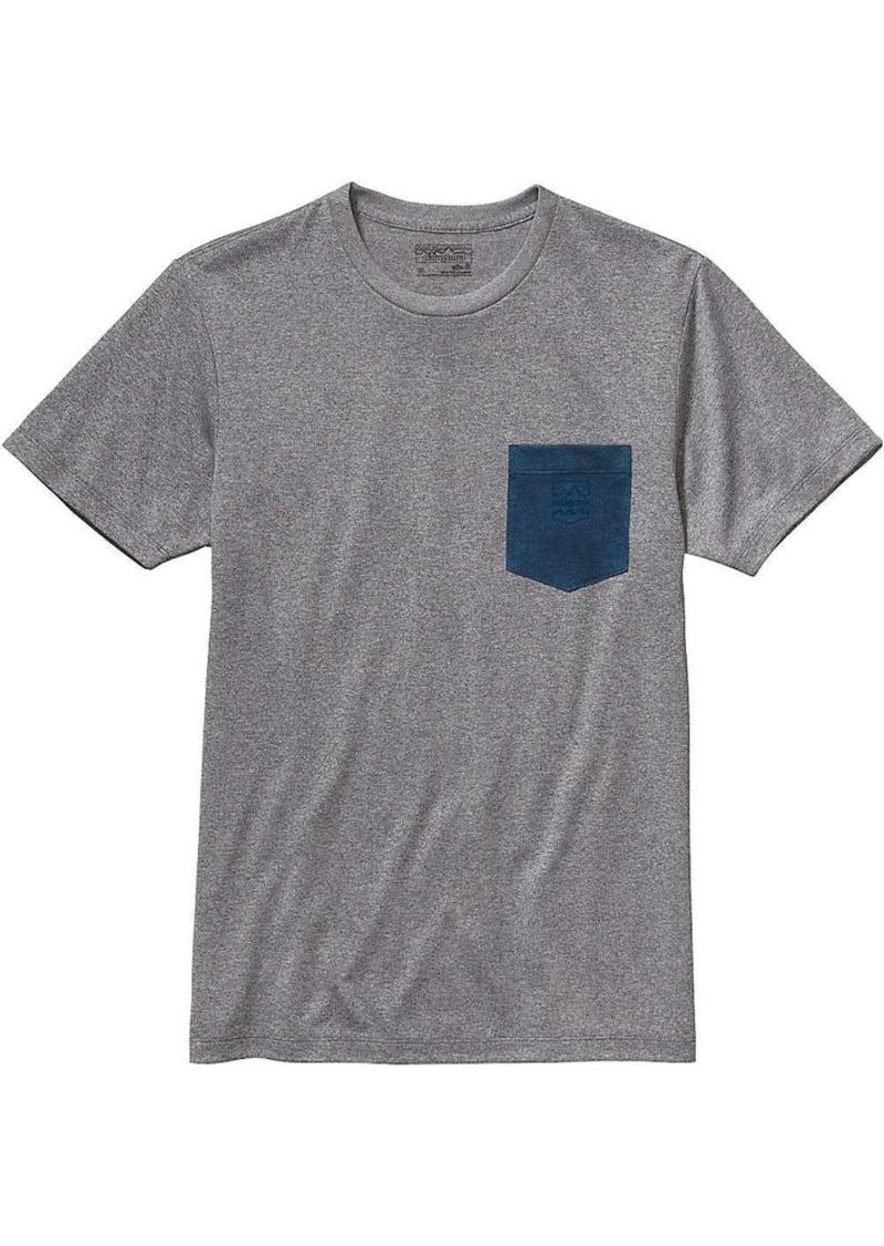 Patagonia Men's Badge Pocket Responsibili-Tee