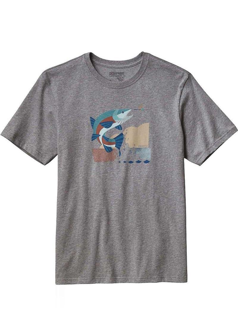 Patagonia Men's Dinner Bell Cotton T-Shirt