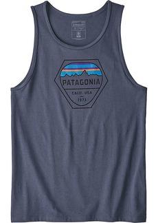 Patagonia Men's Fitz Roy Hex Responsibili-Tee Tank