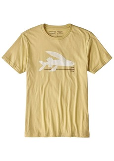 Patagonia Men's Flying Fish Organic T-Shirt