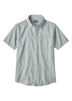 Patagonia Men's Lightweight Bluffside Shirt