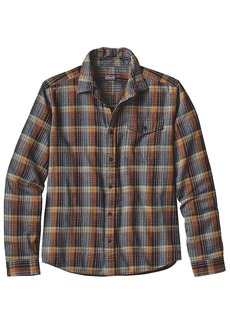 Patagonia Men's Lightweight Fjord Flannel LS Shirt