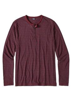 Patagonia Men's Long Sleeve Daily Henley Shirt