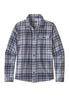 Patagonia Men's L/S Lightweight Fjord Flannel Shirt