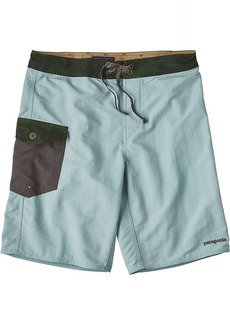 Patagonia Men's Patch Pocket Wavefarer 20 Inch Board Short