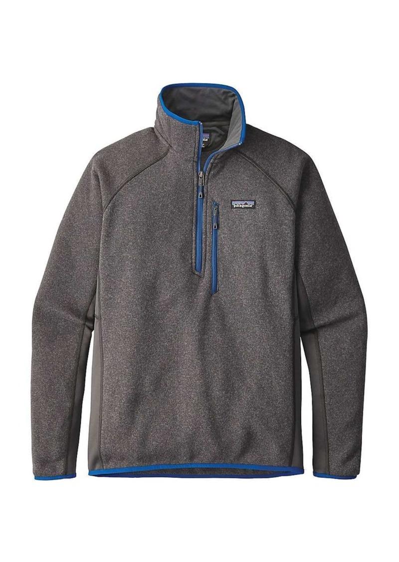 Patagonia Men's Performance Better Sweater 1/4 Zip