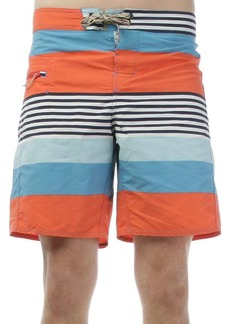 Patagonia Men's Printed Wavefarer 19 IN Board Short
