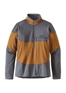 Patagonia Men's R1 Field 1/4 Zip LS Shirt
