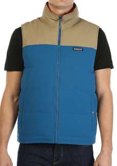 Patagonia Men's Reversible Bivy Down Vest
