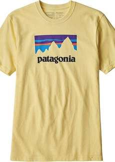 Patagonia Men's Shop Sticker Responsibili-Tee