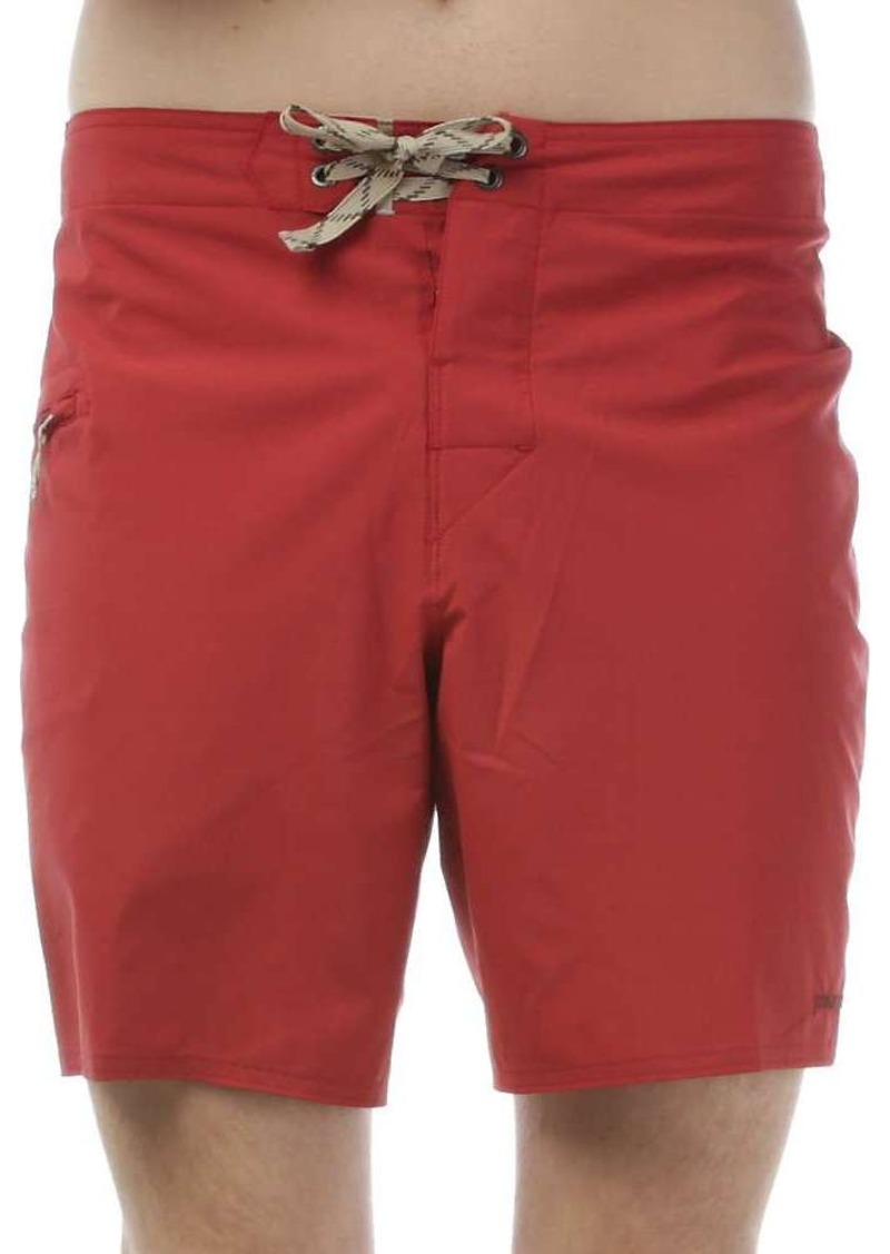 Patagonia Men's Solid Stretch Planing 18 IN Board Short