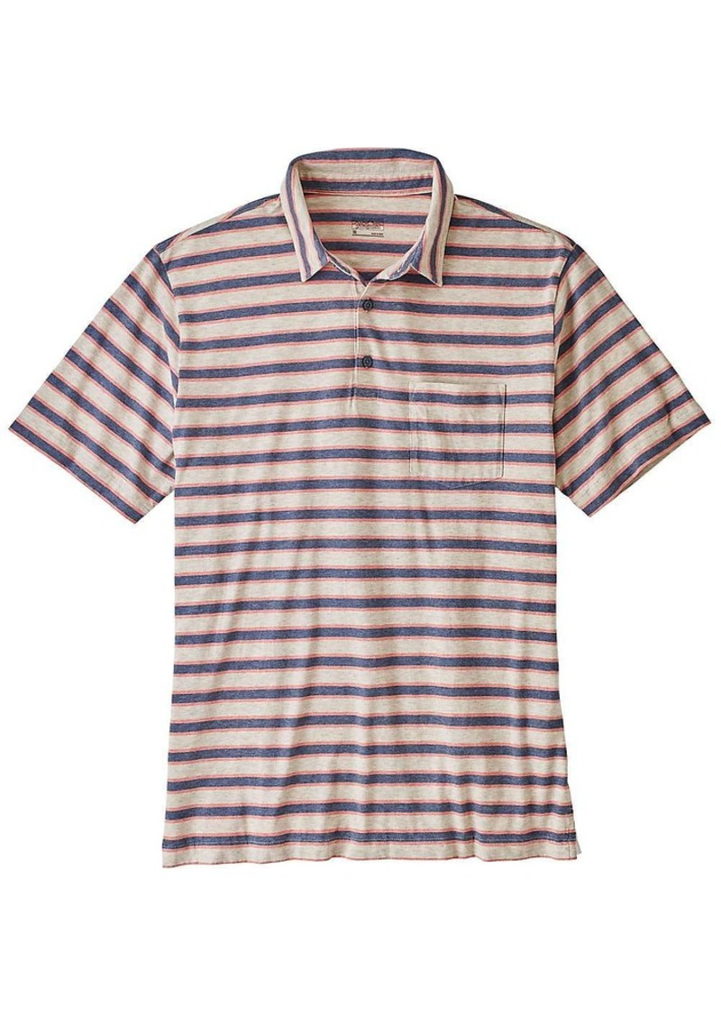 ec522ce8b Patagonia Patagonia Men's SS Squeaky Clean Polo | Casual Shirts
