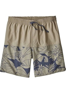 Patagonia Men's Stretch Wavefarer Volley 17 Inch Short