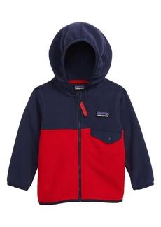 Patagonia Micro D® Snap-T® Fleece Jacket (Baby)