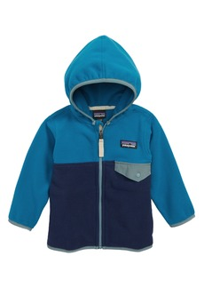 Patagonia Micro D® Snap-T® Fleece Jacket (Baby Boys)