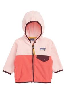 Patagonia Micro D® Snap-T® Fleece Jacket (Baby Girls)