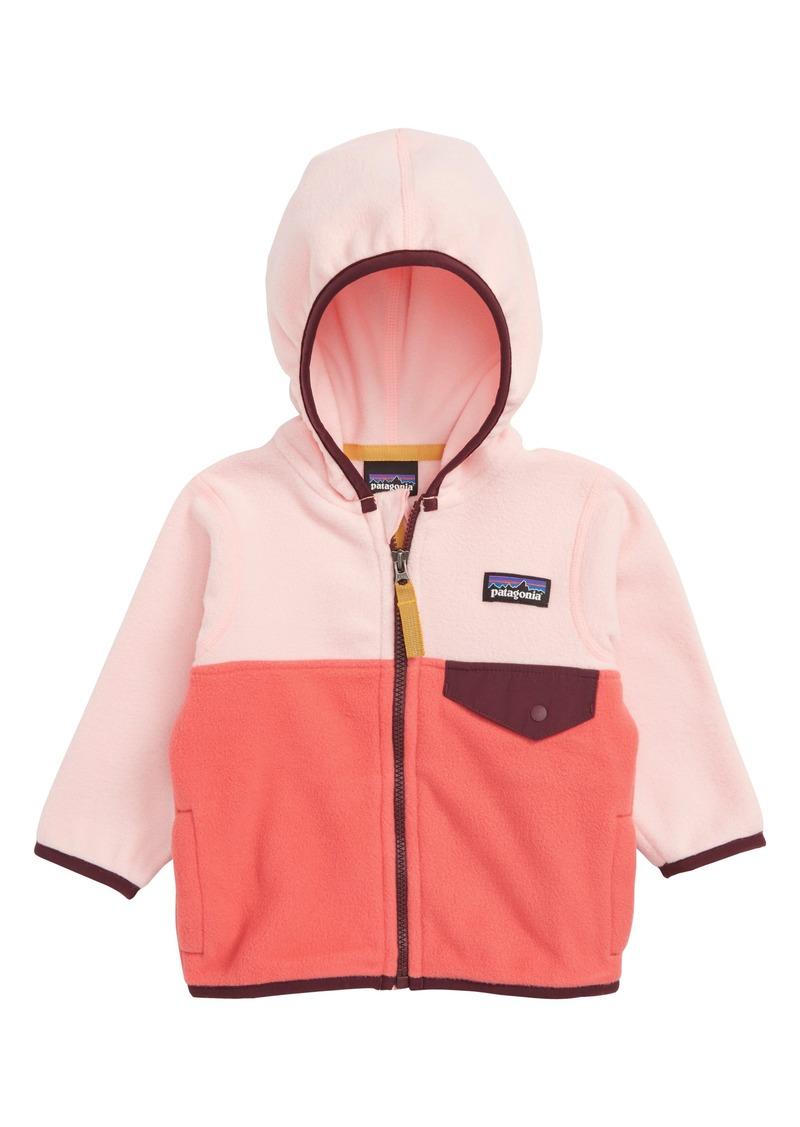 d1022f076 Patagonia Patagonia Micro D® Snap-T® Fleece Jacket (Baby Girls ...