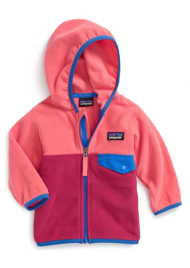 Sale Patagonia Patagonia Micro D 174 Snap T 174 Fleece Jacket