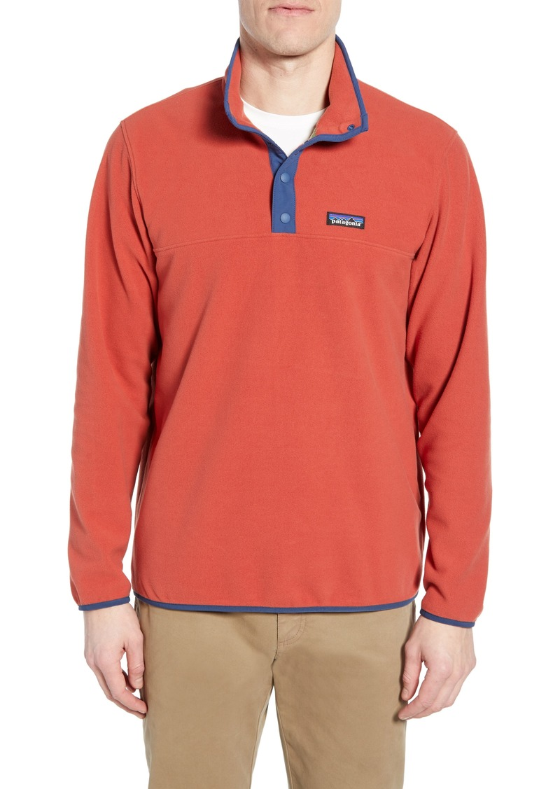 Patagonia Micro-D® Snap-T® Fleece Pullover
