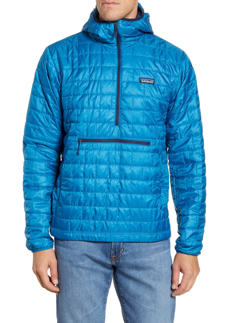 Patagonia Nano Puff® Bivy Regular Fit Water Resistant Jacket