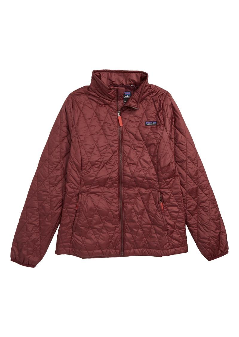 ec77cd437c11 Patagonia Patagonia Nano Puff® Quilted Water Resistant Jacket ...