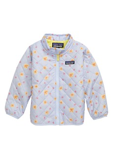Patagonia Nano Puff® Quilted Water Resistant Jacket (Toddler Girl & Little Girl)