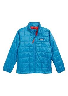 Patagonia Nano Puff® Water Repellent PrimaLoft® Insulated Jacket (Big Boys)