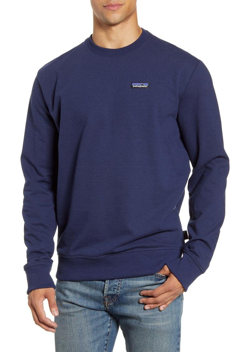Patagonia P-6 Label Uprisal Crewneck Sweatshirt