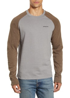 Patagonia P-6 Logo Regular Fit Lightweight Sweatshirt
