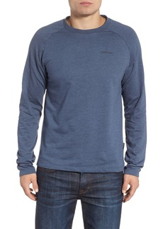 Patagonia P-6 Logo Slim Fit Lightweight Sweatshirt