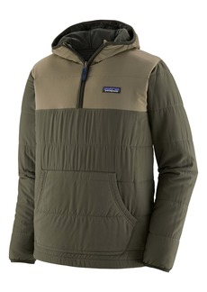 Patagonia Pack In Water Repellent Hooded Pullover
