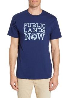 Patagonia Public Lands Now Organic Cotton T-Shirt