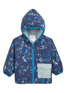 Patagonia Puff-Ball Reversible Water Resistant Thermolite® Insulated Jacket (Baby Boys)