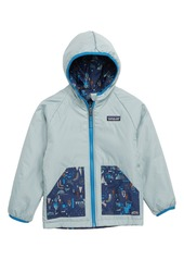 2d64397c6fd0 ... Patagonia Puff Ball Water Resistant Thermolite® Insulated Reversible  Jacket (Toddler Boys) ...