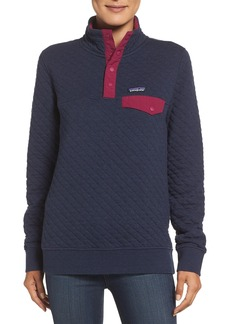 Patagonia Quilted Pullover