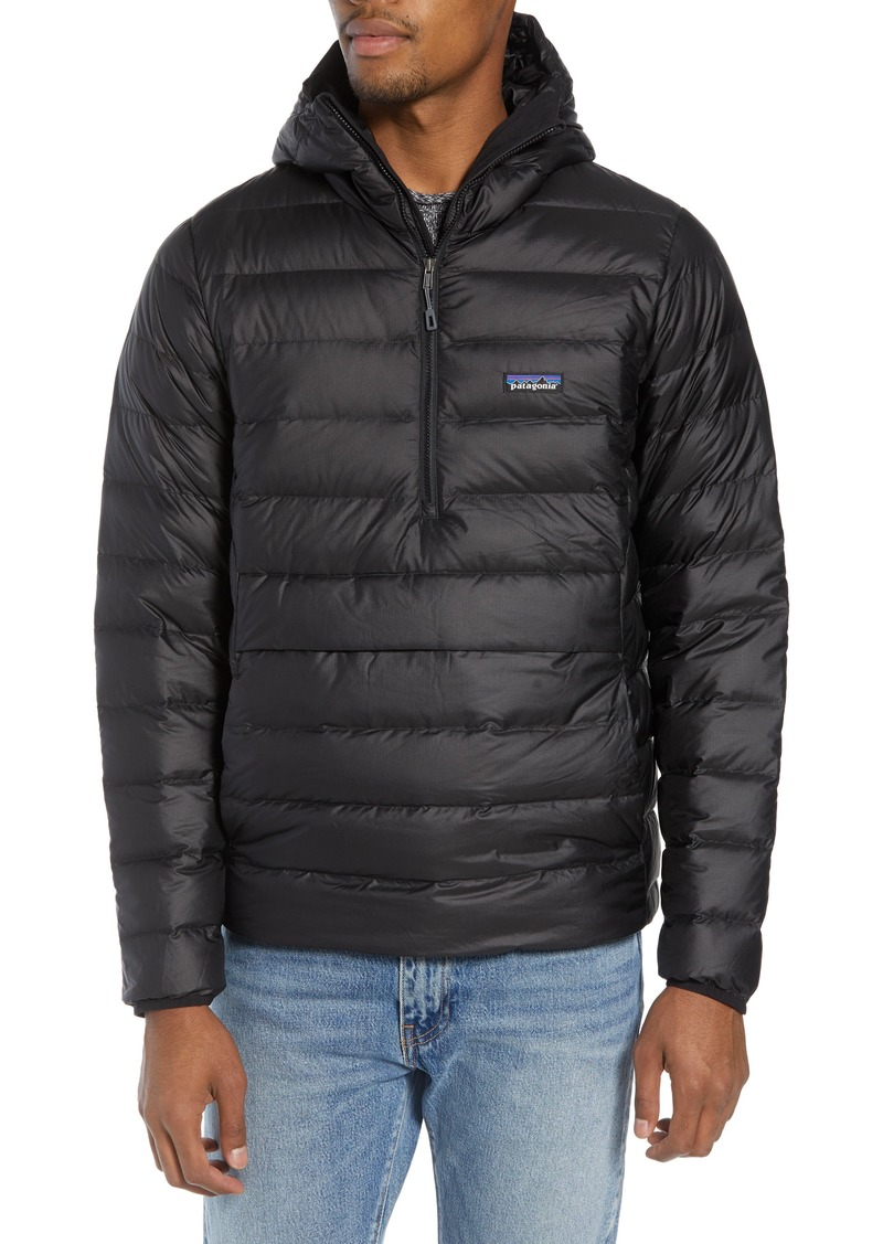 Patagonia Quilted Pullover Hoodie