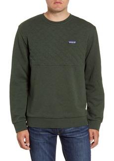 Patagonia Quilted Sweatshirt