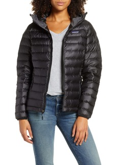 Patagonia Quilted Water Resistant Down Coat