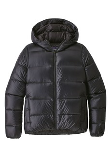 Patagonia Raven Rocks Down Hooded Jacket