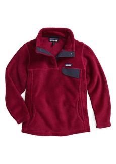 Patagonia Re-Tool Snap-T® Pullover (Little Girls & Big Girls)