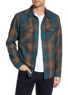 Patagonia Recycled Wool Blend Shirt