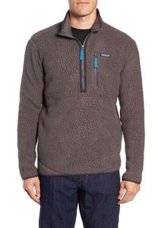 Patagonia Retro Pile Fleece Zip Jacket