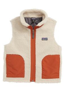 Patagonia Retro-X® Fleece Vest (Little Boys & Big Boys)