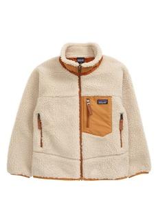 Patagonia Retro-X Windproof Fleece Jacket (Big Boys)