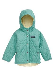 Patagonia Reversible Diamond Quilted Jacket (Toddler)